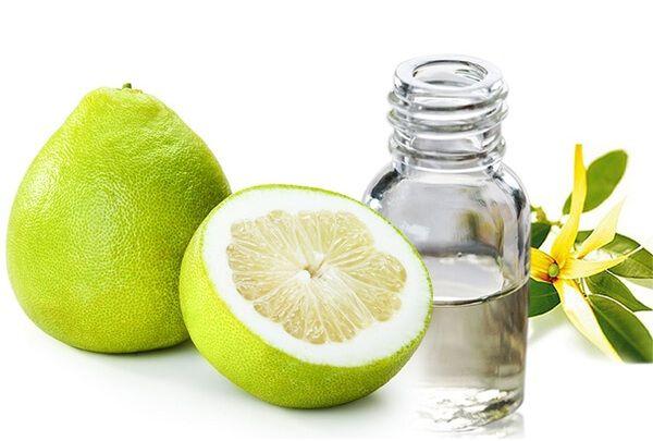 14 Tác dụng của tinh dầu bưởi với sức khỏe và làm đẹp