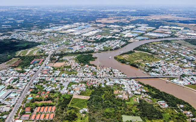 Vì sao nhiều đại gia bất động sản ồ ạt gom quỹ đất lớn tại Long An?