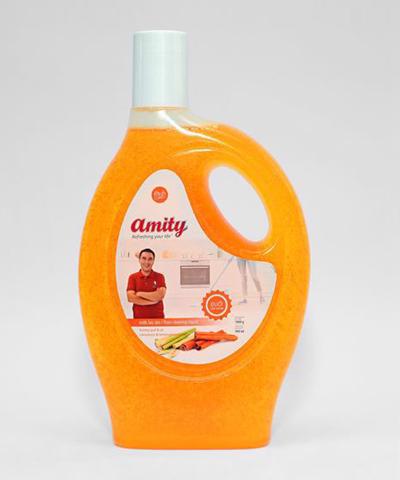 Nước lau sàn Amity hương quế sả 1.0kg