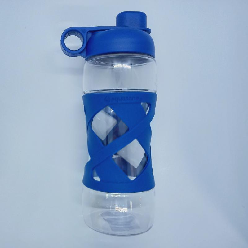 Bình đựng nước cá nhân (không kèm lõi lọc) màu Xanh Dương - Aquasana USA - Made in USA