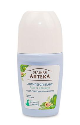 Lăn khử mùi APTEKA Lô Hội và Bơ